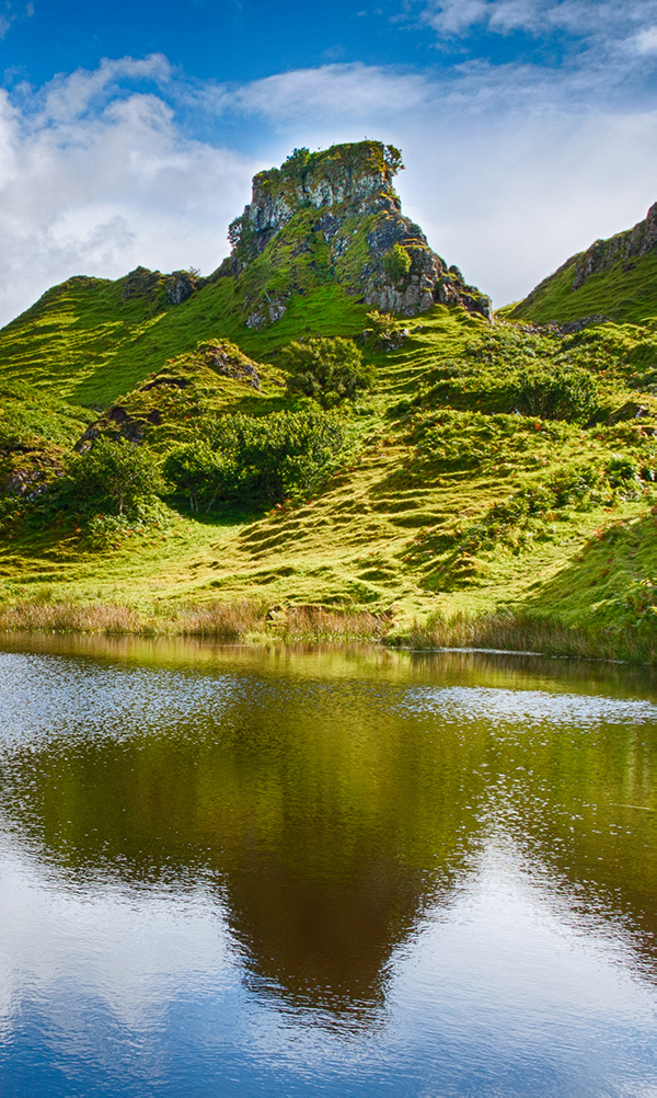 Fairy Glen - Isle of Skye